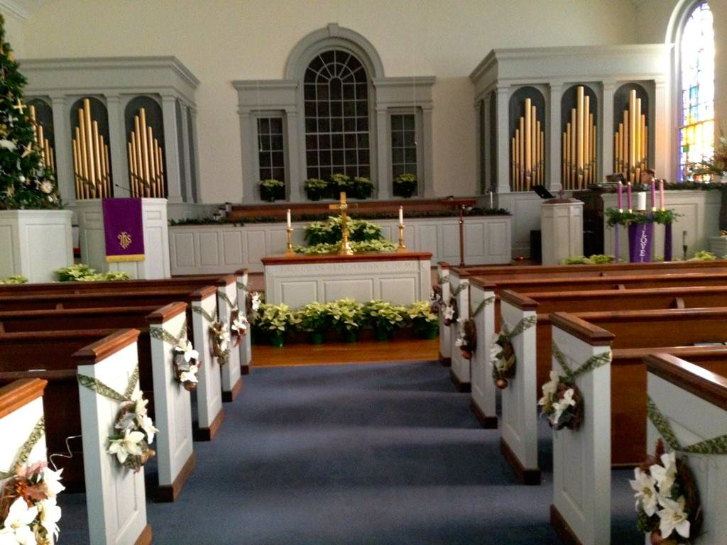 Decorating Ideas > EPC At Christmas  Eastminster Presbyterian Church ~ 074026_Christmas Decorating Ideas For Church Sanctuary